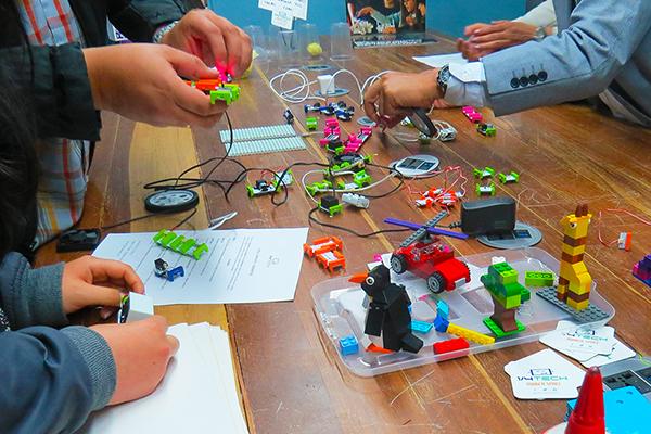 Los makers; una revolución pedagógica