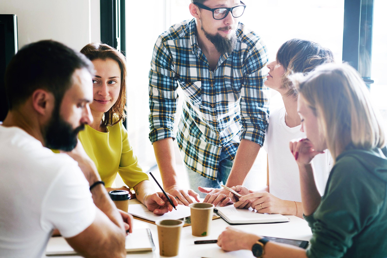 5 razones por las cuales deberías trabajar en equipo